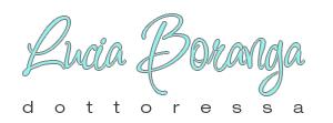 Logo Lucia Boranga Dottoressa
