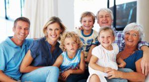 Nonni e nipoti costituiscono una risorsa reciproca