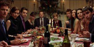 Tavolata di parenti e domande imbarazzanti a Bridget Jones